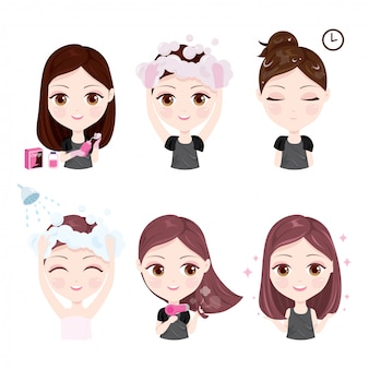 Jak zmienić kolor włosów