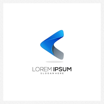 Jakość stylu logo sztuki