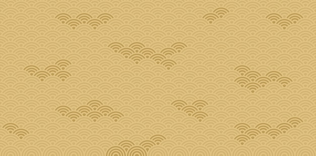 Japonia wzór i tło. projekt wektor