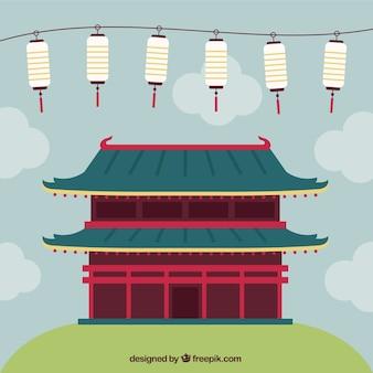 Japoński świątyni