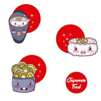 Japońskie bajki z jedzeniem