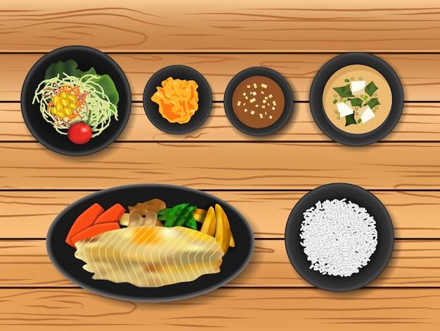 Japońskie jedzenie