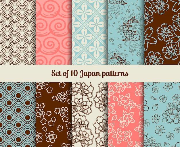 Japońskie wzory