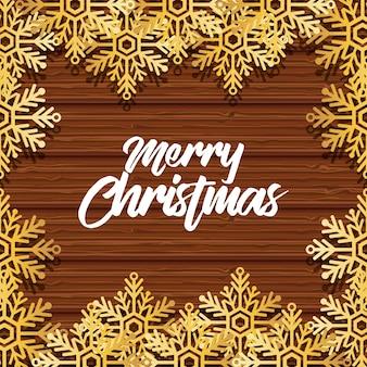 Jaskrawa wesoło kartka bożonarodzeniowa