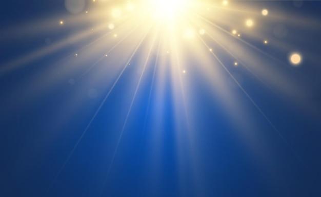 Jasna piękna gwiazda