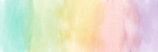 Jasne kolorowe tło gradientowe