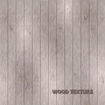Jasnobrązowa drewniana tekstura, rocznika tło. wektor wektor