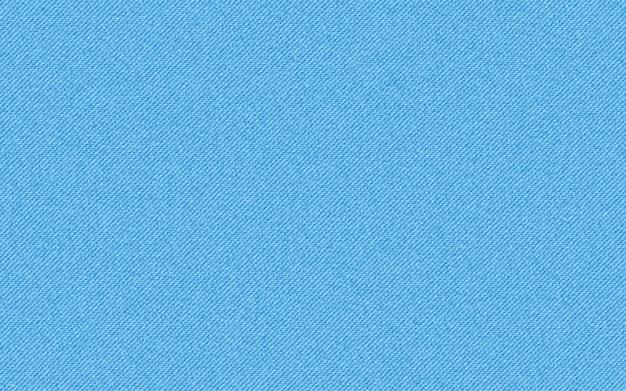Jasnoniebieski denim tekstury tła