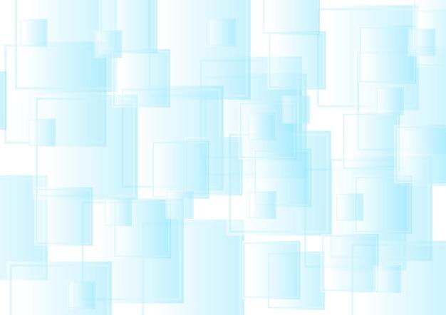 Jasnoniebieskie tło tech. projekt wektorowy