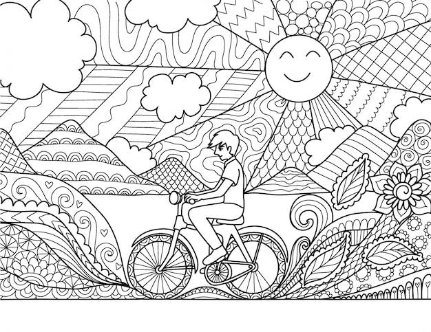 Jazda na rowerze