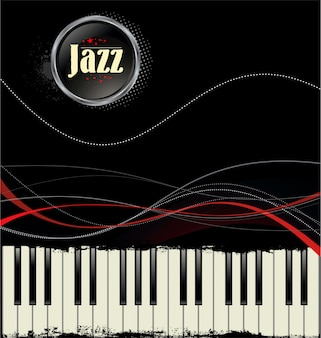 Jazzowe tło