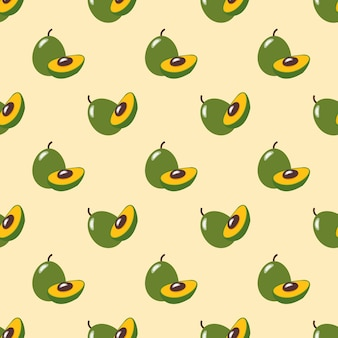 Jednolite tło obrazu kolorowe owoce tropikalne pouteria lucuma egg fruit
