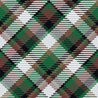 Jednolity wzór kratę w szkocką kratę. powtarzalne tło z teksturą tkaniny wyboru. płaskie tło wektor paski nadruk na tekstyliach.
