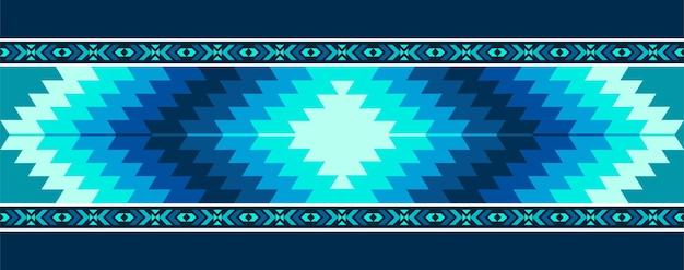 Jednolity wzór powtarzający się wzór o geometrycznych kształtach