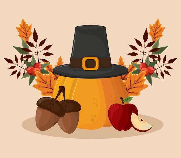 Jedzenie na święto dziękczynienia