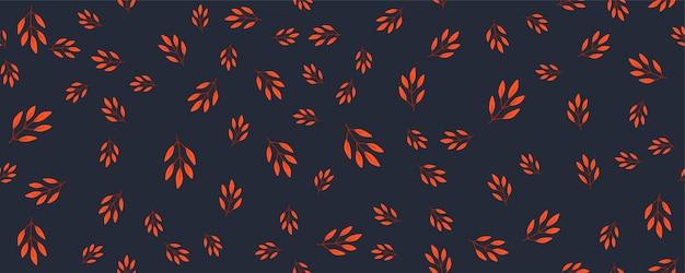 Jesienna tapeta tekstylna dekoracja tekstury wzór nadruku lasu