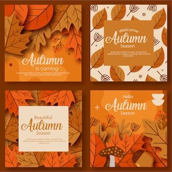 Jesienna wyprzedaż i odbiór kart