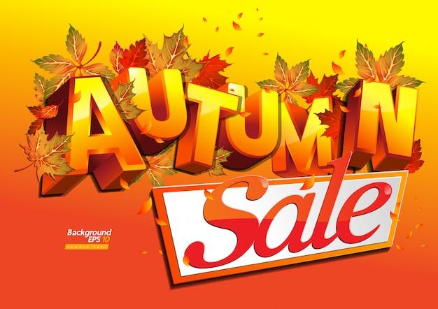 Jesienna wyprzedaż