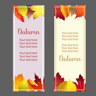 Jesienne liście lasu jesienią