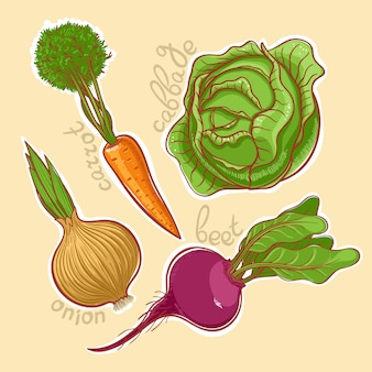 Jesienne warzywa