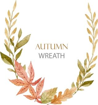 Jesienny wieniec