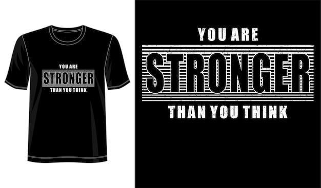 Jesteś silniejszy niż myślisz