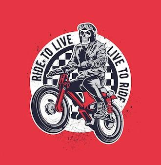 Jeździć, aby żyć