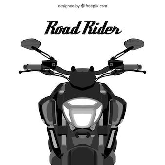 Jeździec droga