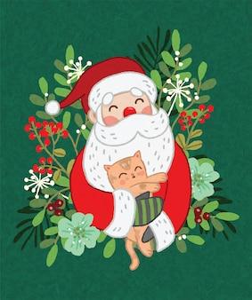 Jolly santa clause