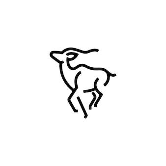 Jump deer