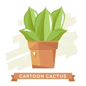 Kaktusowy kwiat, odosobniony.