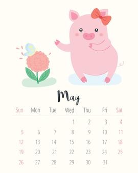 Kalendarz 2019.