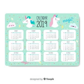Kalendarz 2019
