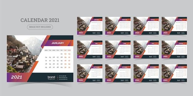 Kalendarz biurkowy