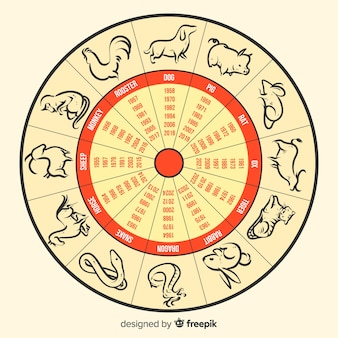 Kalendarz chiński