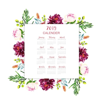 Kalendarz noworoczny