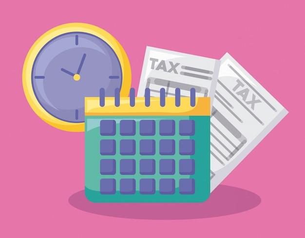 Kalendarz z ekonomią i finansami