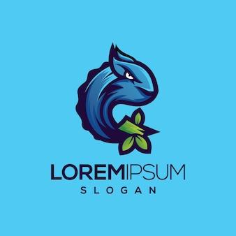 Kameleon logo szablon projektu