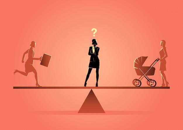 Kariera lub rodzina