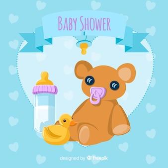 Karta baby shower