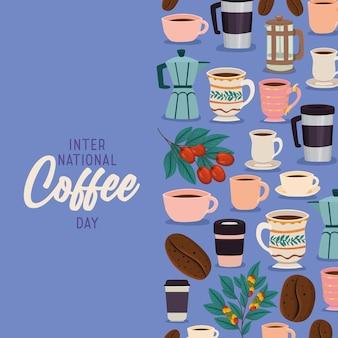 Karta dnia kawy