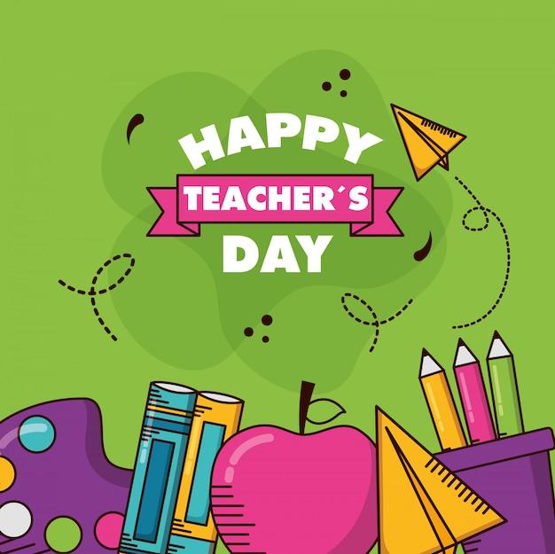 Karta dnia nauczyciela