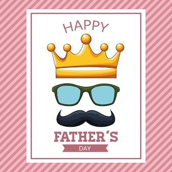 Karta dnia szczęśliwych ojców