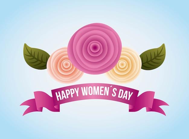 Karta dzień kobiet
