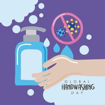 Karta globalnego dnia mycia rąk