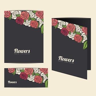 Karta kwiat
