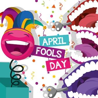 Karta kwietnia prima aprilis