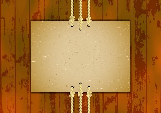 Karta na linach