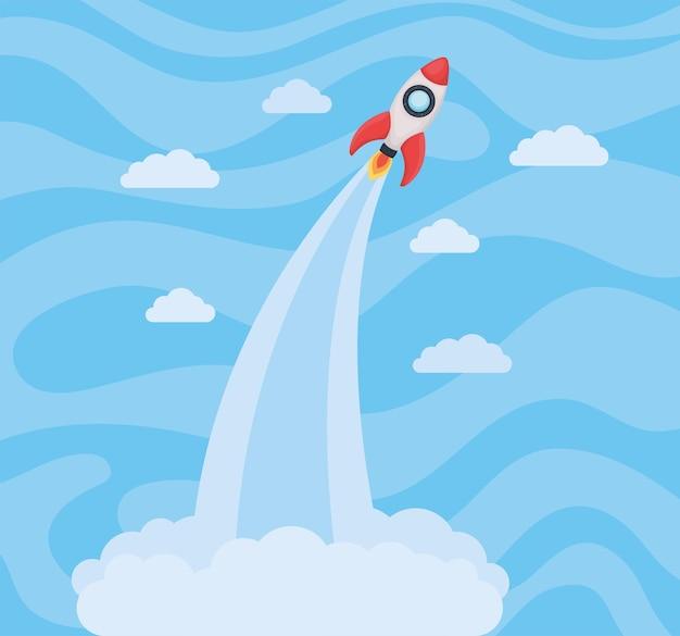 Karta startowa rakiety