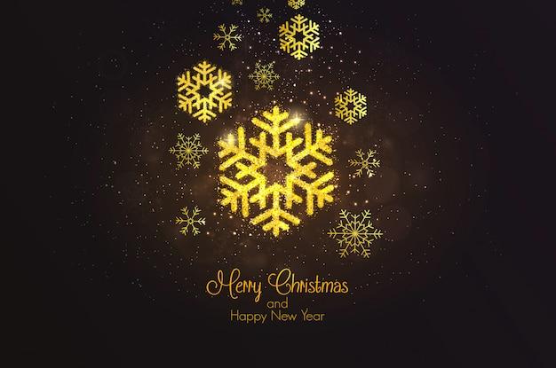 Karta świąteczna nowy rok